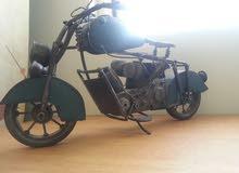 تحفه فنيه  دراجة