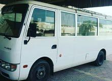 باص 25 راكب ميستوبيشي 2008 بحالة جيدة للبيع