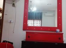 غرفه نوم تفصيل لون احمر واسود