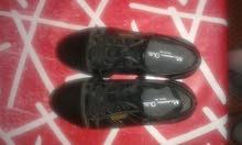 حذاء   جديد   اسود     مقاس 41