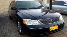 Toyota Avalon 2001 For sale - Black color