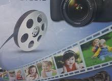 استديو تصوير فوتوغرافي بكامل معداته بجده