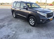 For sale 2014 Grey Prado