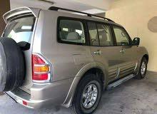 Pajero 2002 - Used Automatic transmission