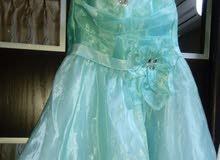 فستان باربي للبيع