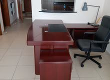 office wood for sale in ajman same like new