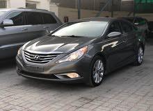 Automatic Hyundai 2013 for sale - Used - Suwaiq city