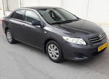 Toyota Corolla model 2009 Xli 1.6 in very good condition