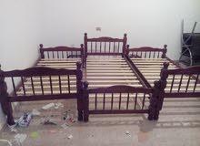 سرير لوح فردي جديد مقاس داخلي 190سم في 90سم