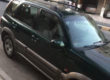 Gasoline Fuel/Power   Suzuki Grand Vitara 2002