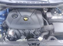 كيا فورتي 2014 موجوده في البحر محرك 20 استيراد أمريكي ضمان كامبيو ومحرك والأميرة كما في الصورة