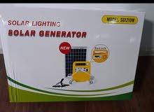 Genirator solar
