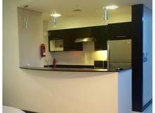 For rent fully furnished modern studio  للإيجار ستوديو مفروش بالكامل