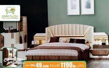 غرفه نوم تركية جديدة للبيع بسعر مغري