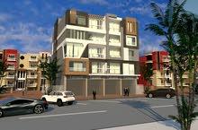 أراضى سكنية تجارية للبيع بقلب عجمان موقع حيوى قريب كل الخدمات على شارع قار