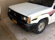 Mitsubishi Pickup car is available for sale, the car is in Used condition