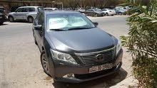 Grey Toyota Aurion 2013 for sale