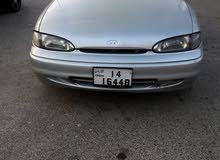 Hyundai Accent 1996 For sale - Silver color