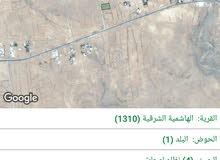 قطعتي أرض في محافظة المفرق الخضراء