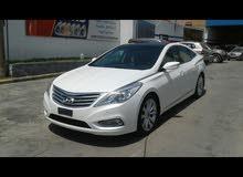 Hyundai Azera 2013 For sale - White color