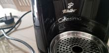 coffee machin (tchibo cafissimo) بحالة ممتازه