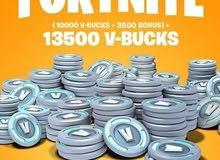 13500 v-bucks