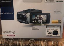 Sony hdr-td10e camera 3DXMAX