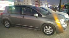2010 Used Tiida with Automatic transmission is available for sale