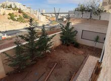 Abdoun neighborhood Amman city - 220 sqm apartment for rent