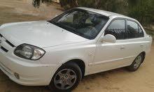 Hyundai Verna 2005 for sale in Tripoli