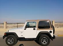 jeep wrangler 2001 gcc