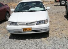 Used condition Toyota Tercel 1998 with 1 - 9,999 km mileage