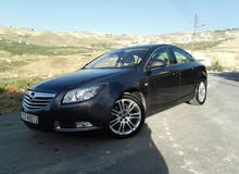 Opel Insignia car is available for sale, the car is in Used condition