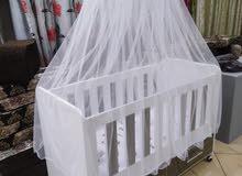 سرير اطفال بيبي نوع ممتاز عدة الوان اقرء التفاصيل