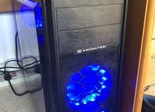 Gaming Computer + 1060 6GB GIGABYTE + 22 شاشة