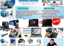 Computer SERVICES and Phone repair and Unlocking