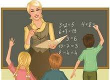 معلمة للتأسيس والمتابعة جميع المراحل شمال الرياض