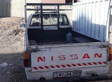 Used condition Nissan Datsun 1981 with +200,000 km mileage
