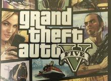 للبيع لعبة GTA 5