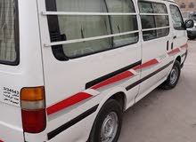 For sale 2001 White Hiace