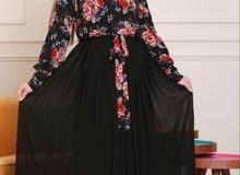 فستان شيفون لكزز