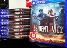 New Release Resident Evil.2 ps4 game