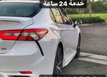 كارلفت عربي في ابوظبي بسيارة حديثة خدمة 24 ساعة