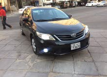 Used condition Toyota Corolla 2012 with +200,000 km mileage
