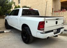 White Dodge Ram 2010 for sale