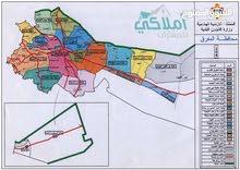قطعة ارض استثمارية مميزة في المفرق قرب التنظيم صالحة للزراعه 340دونم للبيع