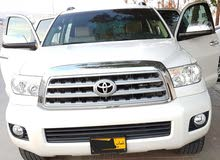 Toyota Sequoia car for sale 2013 in Seeb city