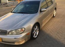 Gasoline Fuel/Power   Nissan Maxima 2001