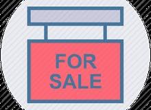 لافته للبيع Signboard for sale