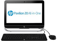 hp pavilion 20 all in one